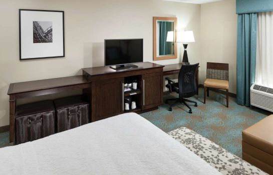 Room Hampton Inn & Suites St. Louis at Forest Park