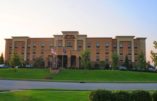 Außenansicht Hampton Inn - Suites Louisville East
