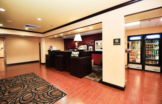 Hotelhalle Hampton Inn - Suites Louisville East