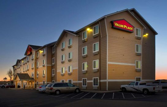 Exterior view WOODSPRING SUITES WICHITA AIRP