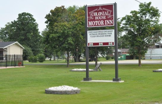 Info Colonial House Motor Inn