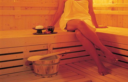 Sauna The Royal Paradise Hotel & Spa