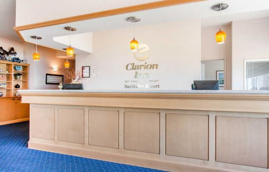Hall Clarion Inn Surfrider Resort