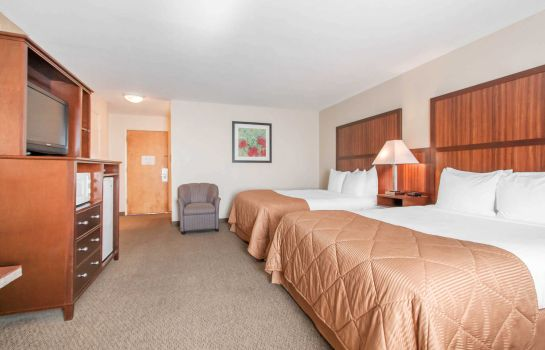 Chambre Clarion Inn Surfrider Resort