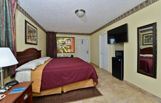 Single room (standard) Americas Best Value Inn