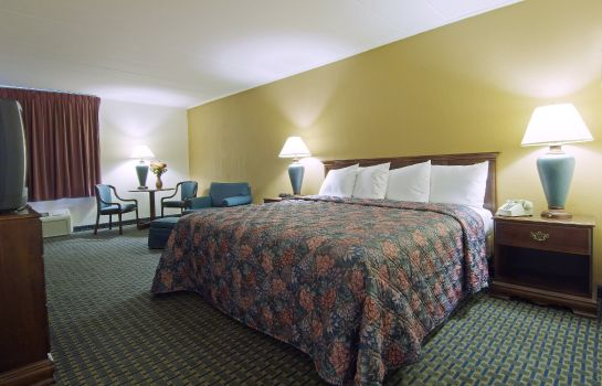 Chambre Red Carpet Inn Indianapolis