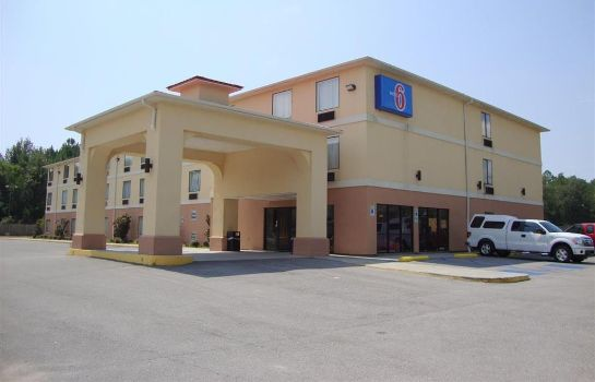 Exterior view Motel 6 Biloxi/Ocean Springs