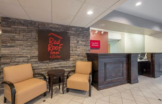 Hall Red Roof Suites Biloxi