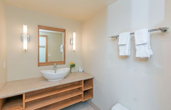 Bagno in camera Ice House Suites and Condominiums