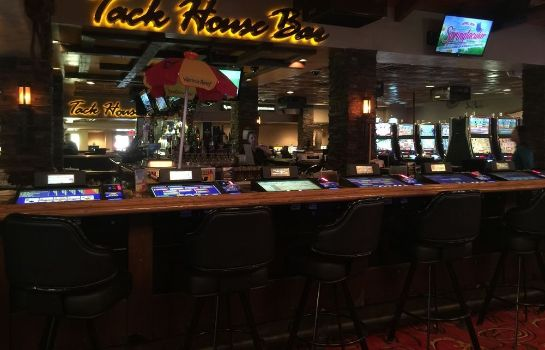 Hotel bar Saddle West Hotel and Casino and RV Park