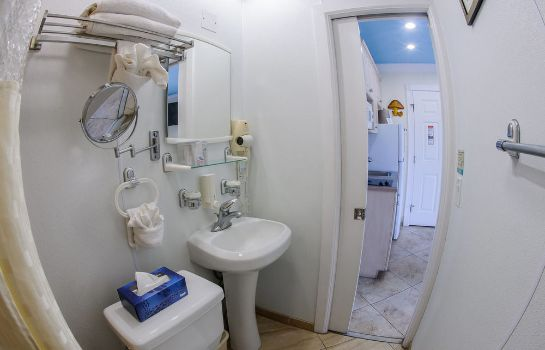 Bagno in camera Bayview Plaza Waterfront Resort