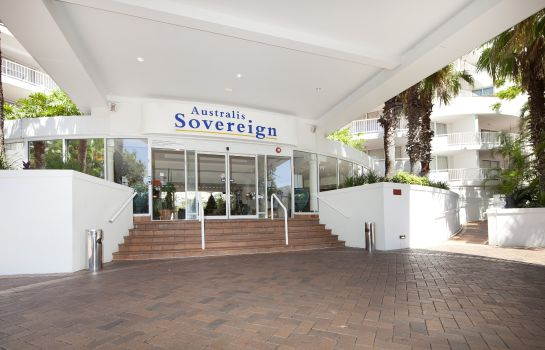 Exterior view AUSTRALIS SOVEREIGN HOTEL