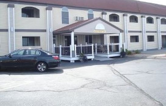 Vue extérieure All Seasons Inn and Suites