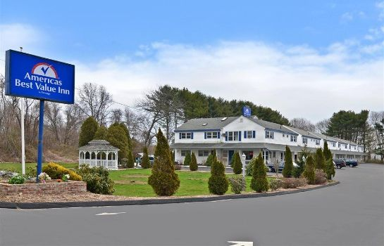 Außenansicht Americas Best Value Inn-Stonington/Mystic