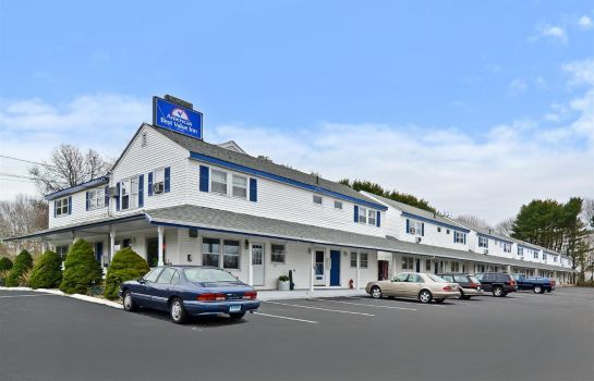 Vista esterna Americas Best Value Inn Stonington Mystic