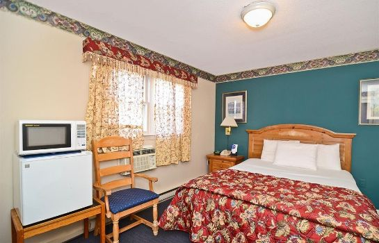 Standardzimmer Americas Best Value Inn-Stonington/Mystic