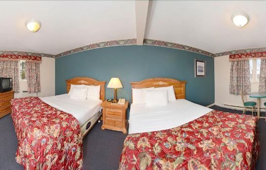 Pokój standardowy Americas Best Value Inn Stonington Mystic