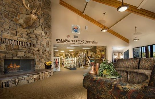 Hall HUALAPAI LODGE ON HISTORIC ROUTE 66