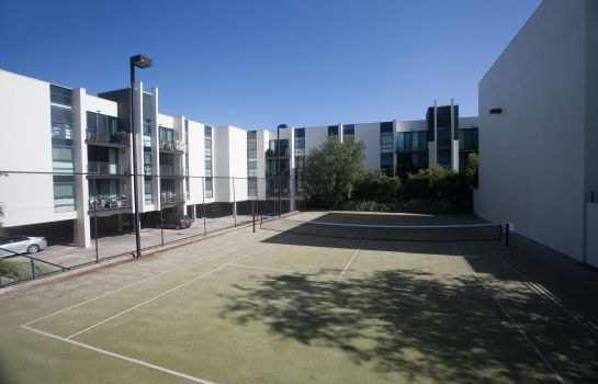Campo de tennis QUEST FLEMINGTON SERVICED APTS
