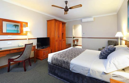 Doppelzimmer Standard Brisbane International Virginia