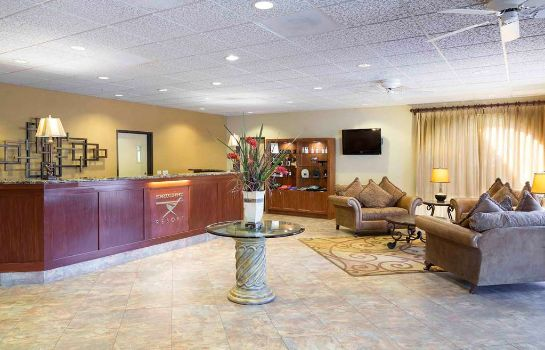 Hol hotelowy Borrego Springs Resort