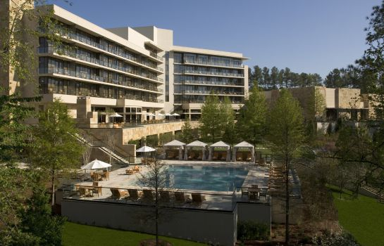 Exterior view The Umstead Hotel and Spa The Umstead Hotel and Spa
