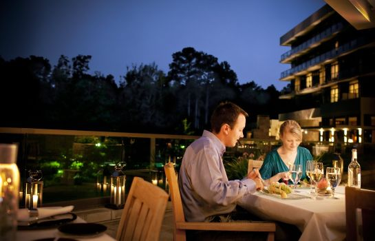 Restaurante THE UMSTEAD HOTEL AND SPA
