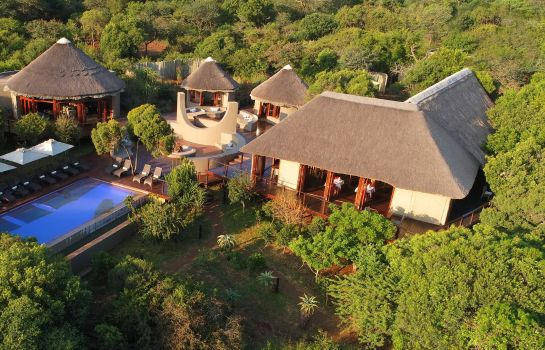 Exterior view Thanda Safari