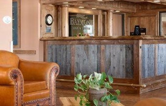 Hotelhalle BAYMONT INN & SUITES PINEDALE