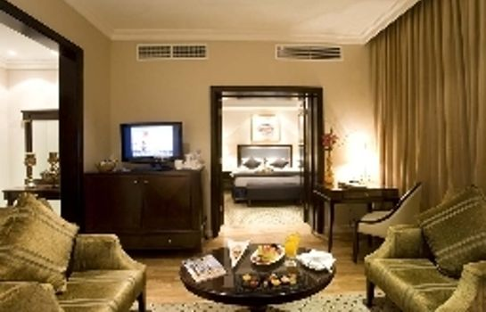 Junior suite Millennium Hotel Doha