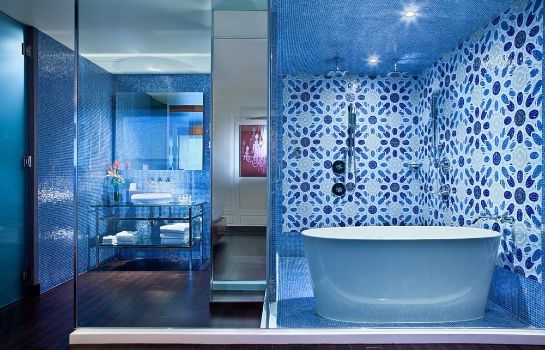 Bagno in camera Andaz San Diego - a concept by Hyatt
