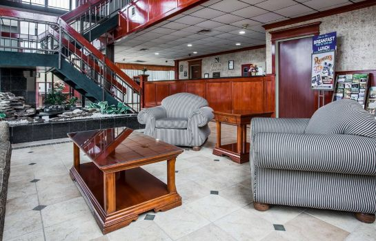 Hotelhalle Quality Inn and Suites Kingston