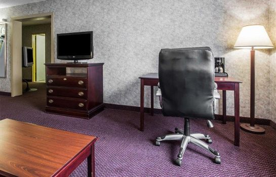 Suite Quality Inn and Suites Kingston