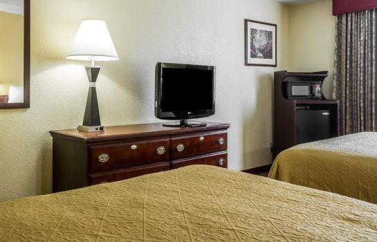 Zimmer Quality Inn and Suites Kingston