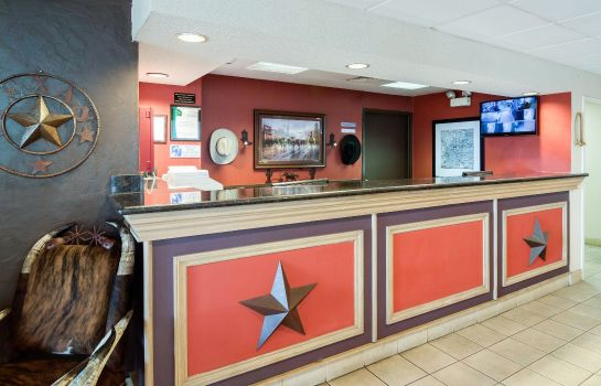 Hotelhalle Quality Inn and Suites Fort Worth