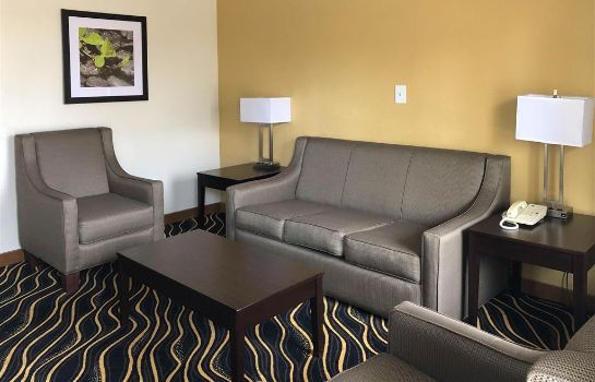 Suite Quality Inn and Suites Fort Worth