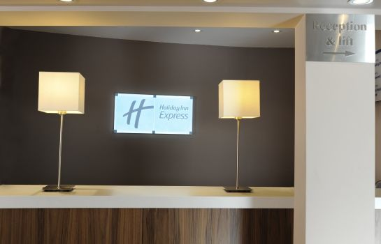 Hotelhal Holiday Inn Express CREWE