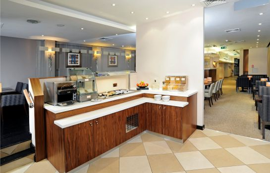 Restaurant Holiday Inn Express CREWE