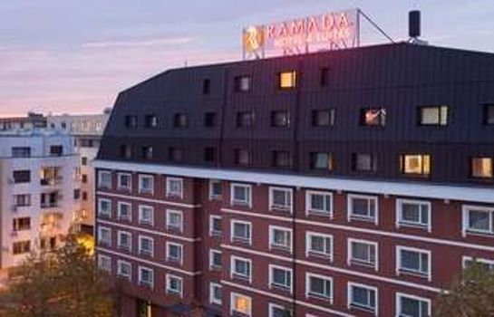 Exterior view Ramada Hotel & Suites Bucharest North