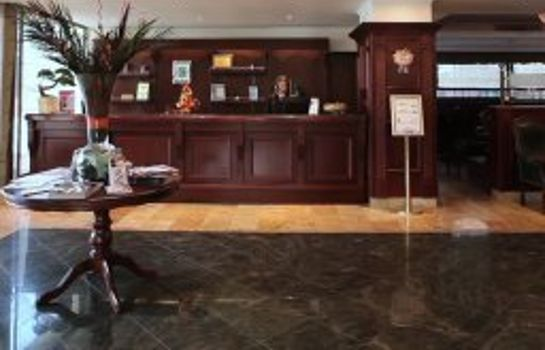 Reception Ramada Hotel & Suites Bucharest North