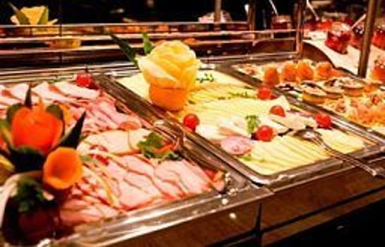 Breakfast buffet Ramada Hotel & Suites Bucharest North