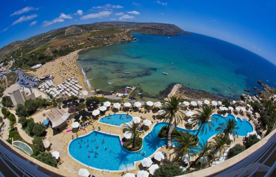 Umgebung Radisson Blu Resort & Spa Malta Golden Sands