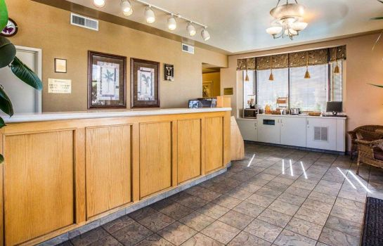 Hall Rodeway Inn and Suites