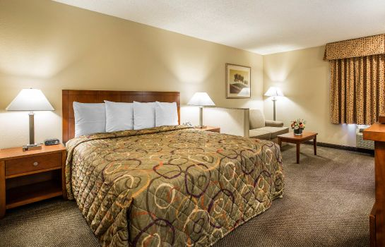 Suite Rodeway Inn and Suites