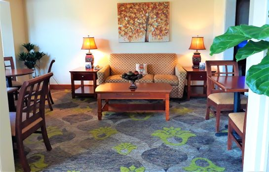 Hotelhalle Staybridge Suites HOUSTON WILLOWBROOK