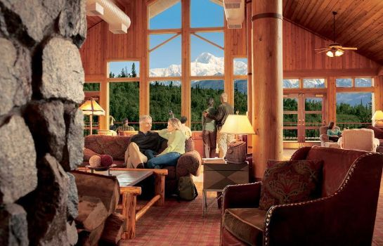 Hall Mt. McKinley Princess Wilderness Lodge