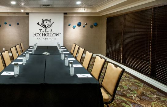 Conference room INN AT FOX HOLLOW HOTEL