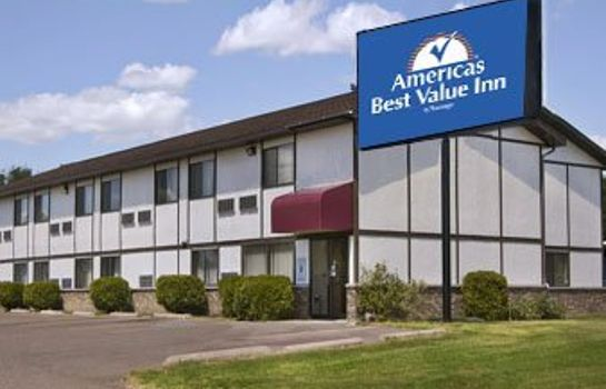 Buitenaanzicht Americas Best Value Inn Park Falls
