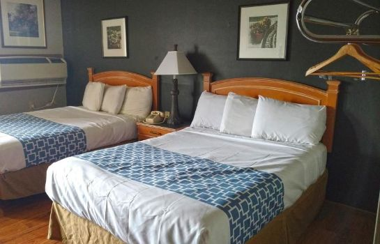 Standaardkamer Americas Best Value Inn Park Falls
