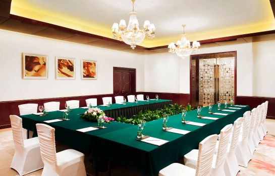 Conference room Sheraton Changsha Hotel